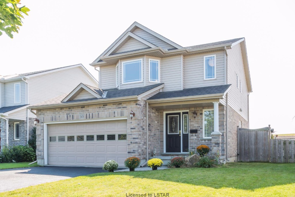 33 PARKHAVEN CR, St. Marys, Ontario (ID 610089)